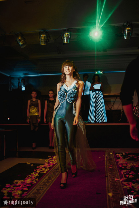 Вы просматриваете изображения у материала: Orenburg Fashion Day