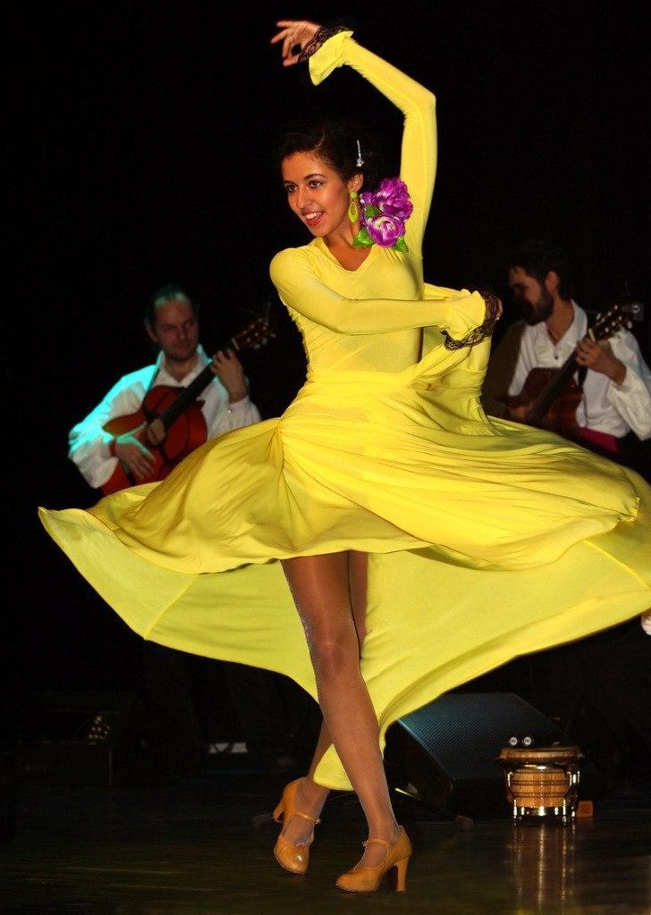 Вы просматриваете изображения у материала: Мастер-класс Фламенко