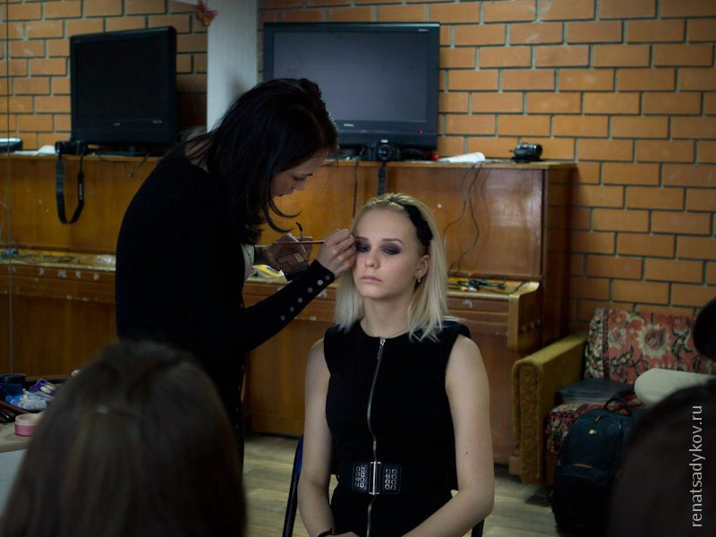 Элла Карамова - мастер-класс