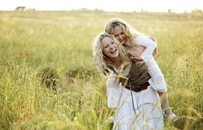 матери и дочери