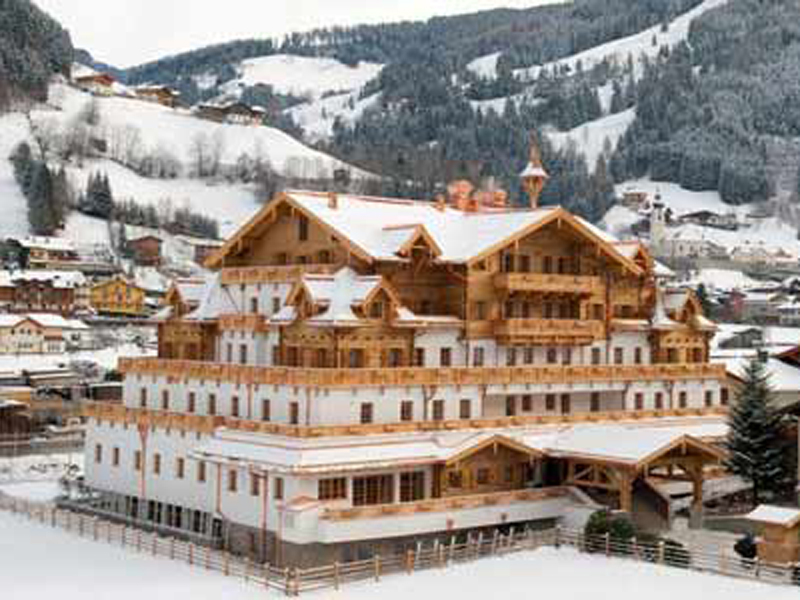 Романтические отели Großarler