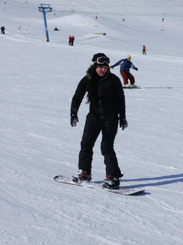 Сноуборд в Оренбурге