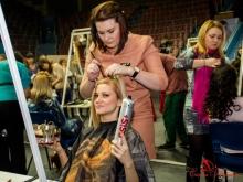 VIII чемпионат по парикмахерскому искусству и визажу в Оренбурге