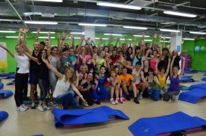 Алекс фитнес в Оренбурге